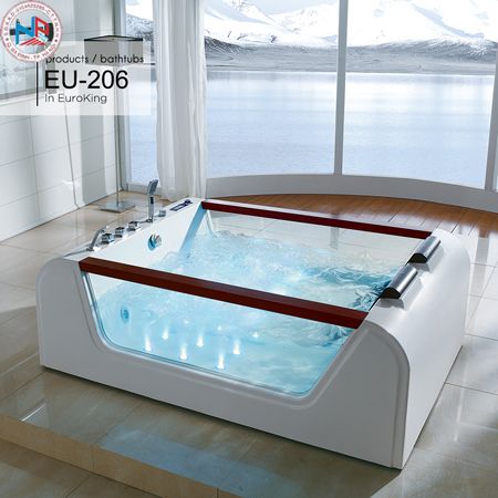 Bồn tắm massage Euroking EU 206