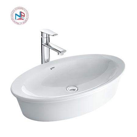 Chậu rửa mặt đặt bàn lavabo Inax AL-300V