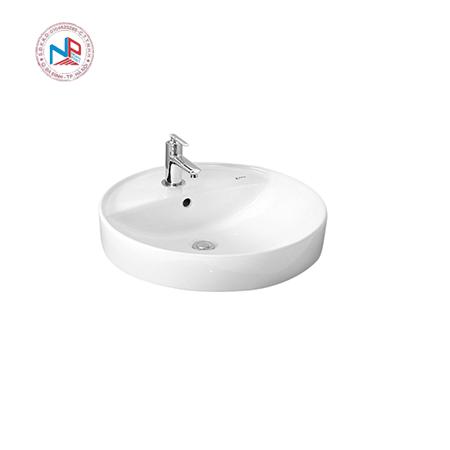 Chậu rửa mặt đặt bàn lavabo Inax AL-294V(EC/FC)
