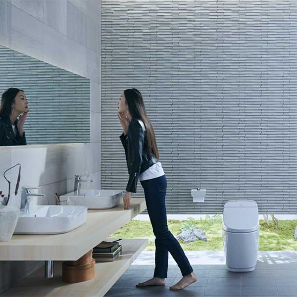 Tại sao nhiều người tin dùng chọn mua bồn cầu toilet Inax