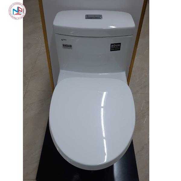 Giới thiệu bồn cầu Inax Aqua ceramic