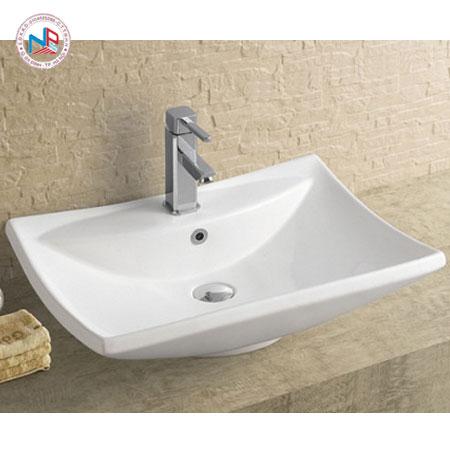 Chậu rửa mặt lavabo ROY R-050 đặt bàn