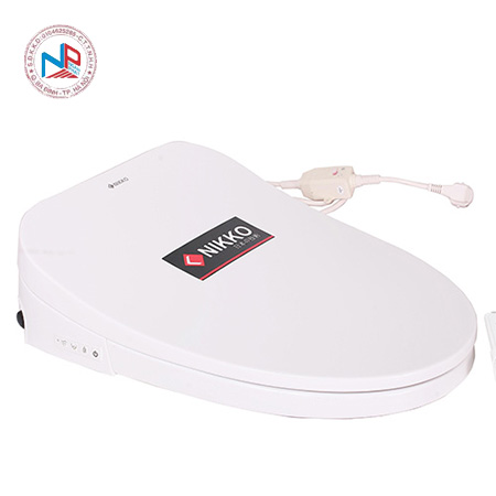 Nắp bồn cầu điện tử Nikko P68052 (Điều khiển từ xa)