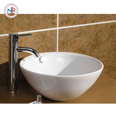 Chậu rửa mặt lavabo ROY 17563T-M-WK đặt bàn