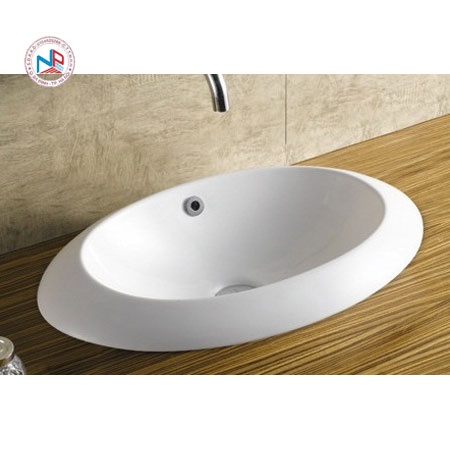 Chậu rửa mặt lavabo ROY R-816 đặt bàn