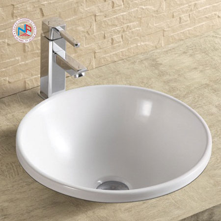 Chậu rửa mặt lavabo ROY R-1154 đặt bàn