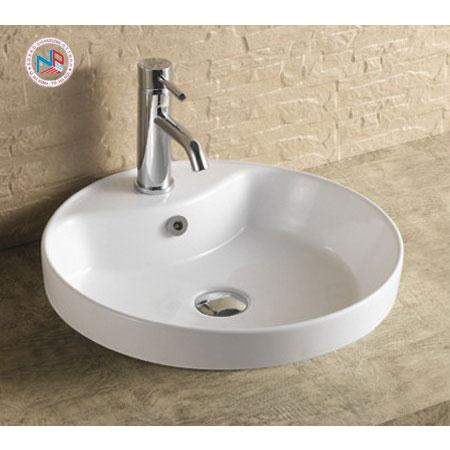 Chậu rửa mặt lavabo ROY R-1047 đặt bàn