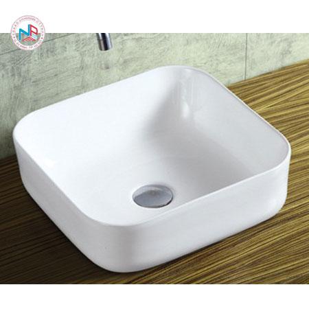 Chậu rửa mặt lavabo ROY R-1091 đặt bàn