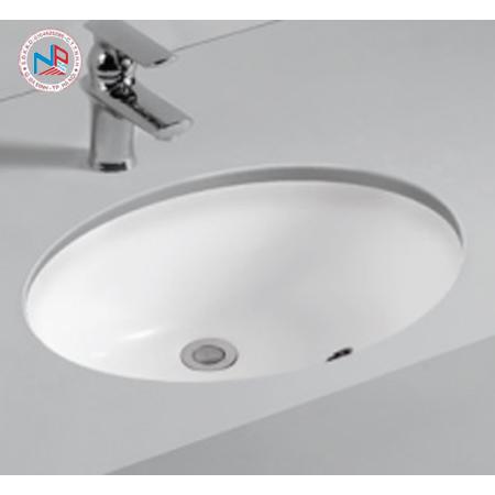 Chậu rửa mặt lavabo ROY D-105 âm bàn