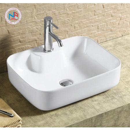 Chậu rửa mặt lavabo ROY R-1092A đặt bàn