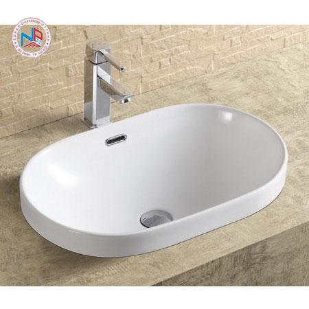 Chậu rửa mặt lavabo ROY R-1151 đặt bàn