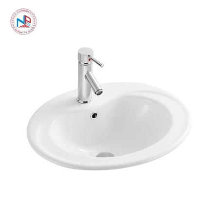 Chậu rửa mặt lavabo Paffoni PA-2029 bàn đá