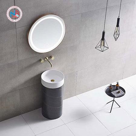 Chậu rửa lavabo nghệ thuật NP703
