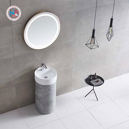 Chậu rửa lavabo nghệ thuật NP704