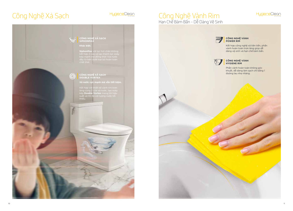 Khuyến mại thiết bị vệ sinh AmericanStandard mùa hè 2020