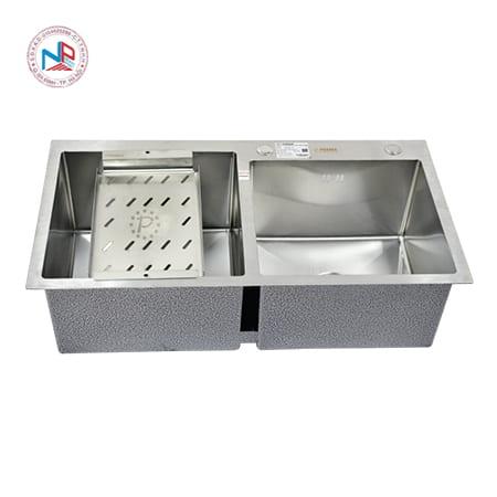 Chậu rửa bát Picenza HM7843-615 (inox 304)
