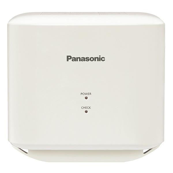 Máy sấy khô tay Panasonic có thiết kế đơn giản và tinh tế