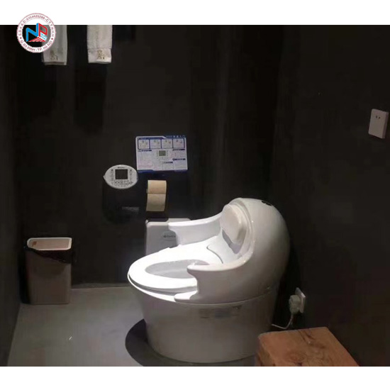 Bồn cầu toilet Moonoah MN-616 chống táo bón