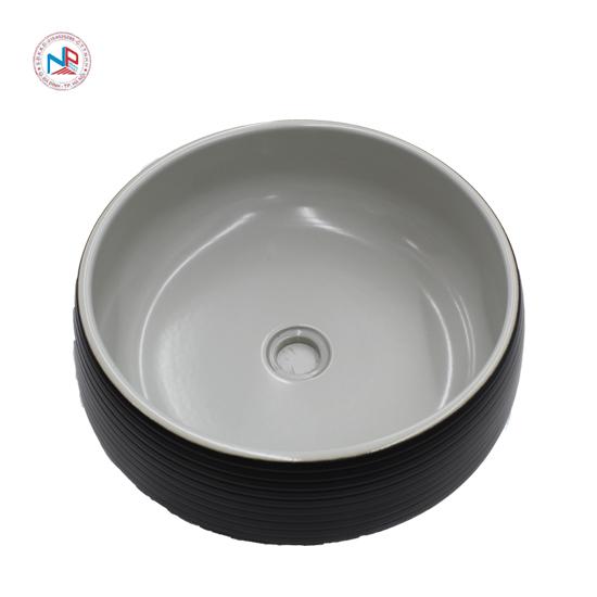 Chậu rửa lavabo gốm sứ NP-C-005