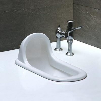 Xí xổm toilet Caesar C1230