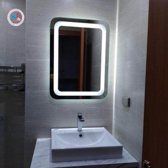 Gương phòng tắm đèn LED Navado NAV1016C