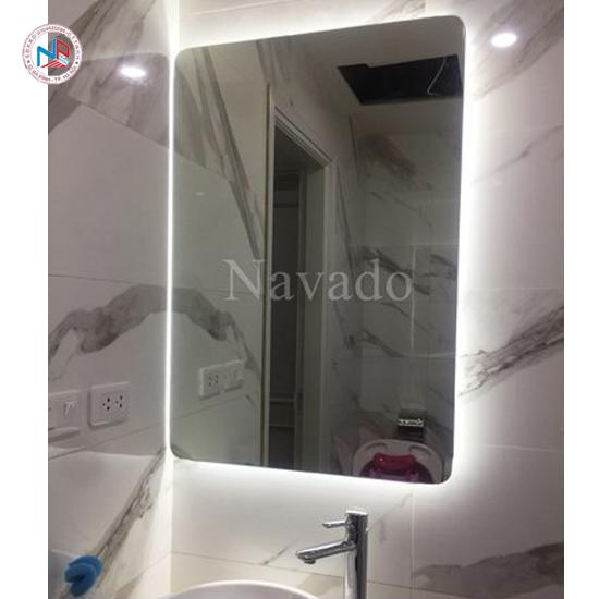 Gương phòng tắm đèn LED Navado NAV1017C