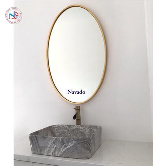 Gương phòng tắm Navado NAV601B