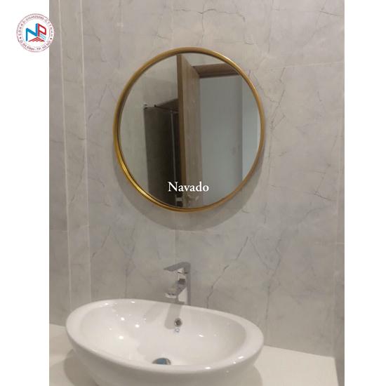 Gương phòng tắm Navado NAV602D