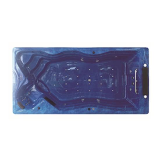 Bồn tắm massage Sewo WP-801
