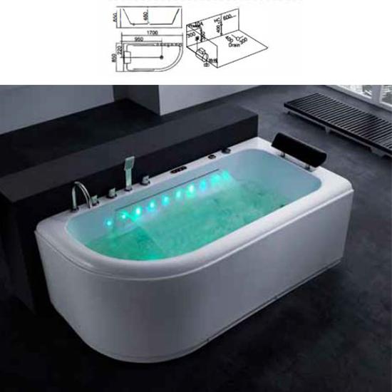 Bồn tắm massage Sewo B-2251 (L/R)