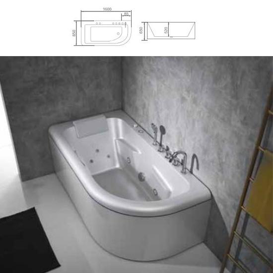 Bồn tắm massage Sewo B-2251ZG (L/R)