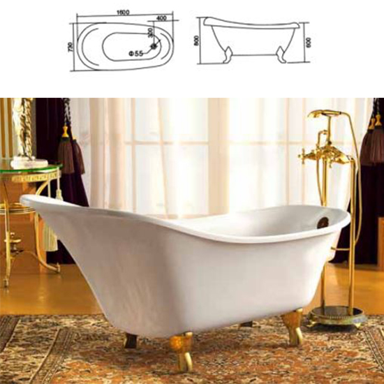 Bồn tắm Sewo G-0005