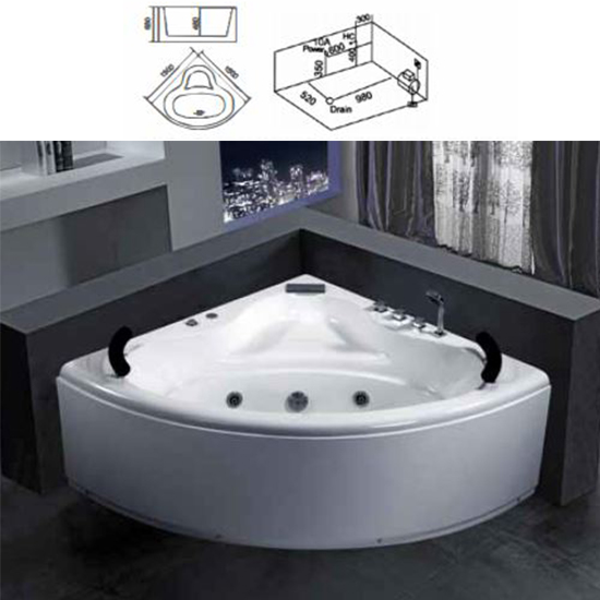 Bồn tắm massage Sewo J-8820