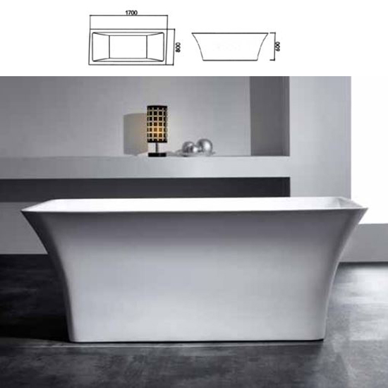 Bồn tắm Sewo D-1007