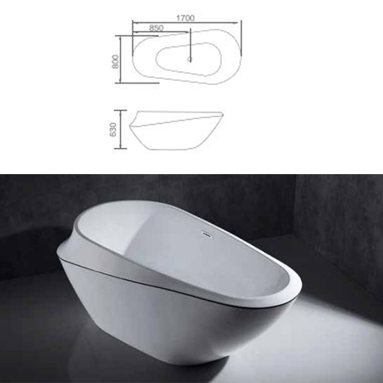 Bồn tắm Sewo DT-3007