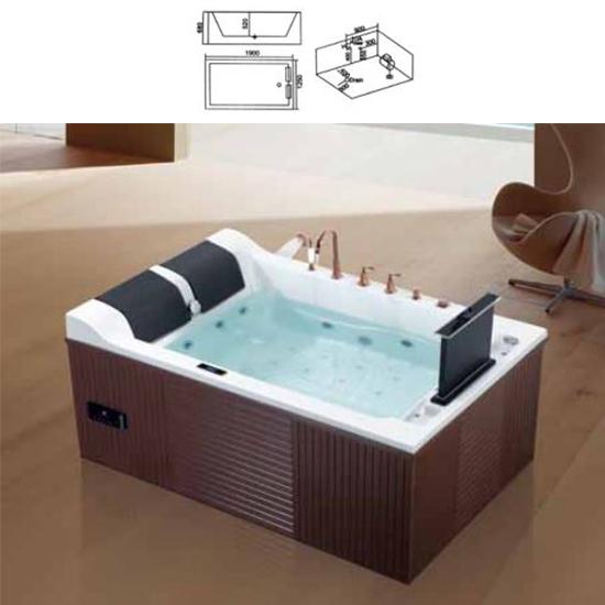 Bồn tắm massage Sewo M-3303PS (L/R)