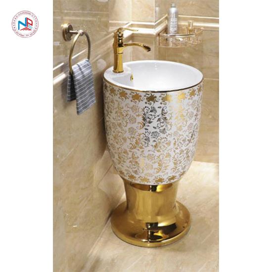 Chậu rửa lavabo nghệ thuật NP420