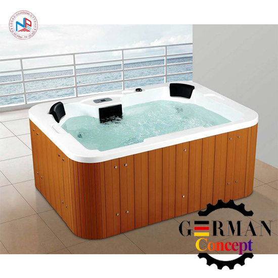 Bồn tắm massage Sewo WP-606