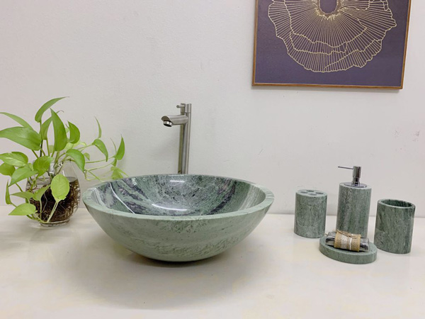 Chậu rửa lavabo Eximstone BST 80