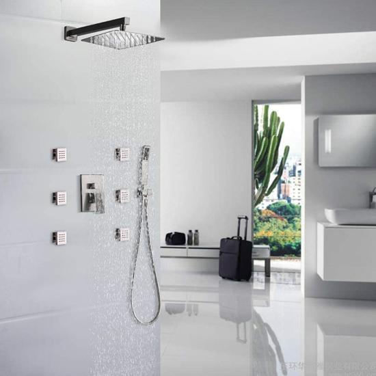 Sen cây tắm âm tường TDO-08