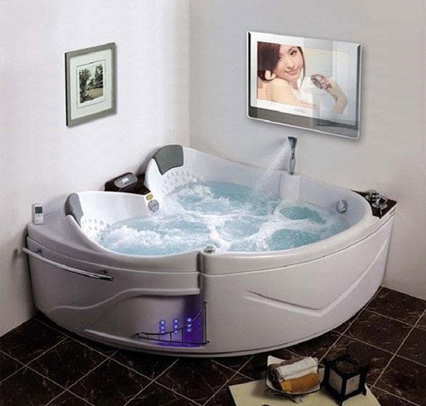 Kích thước phổ biến bồn tắm ngồi 1