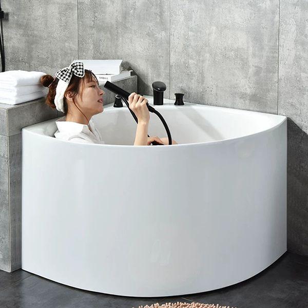 10+ Mẫu bồn tắm ngồi mini nhỏ đẹp phù hợp kiểu dáng hiện đại