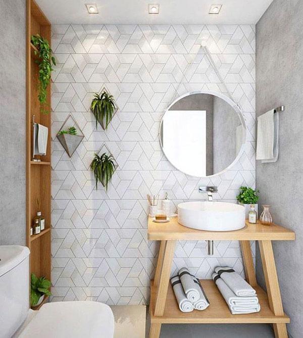 Yếu tố ngoại cảnh thiết kế nhà vệ sinh 2m2 2
