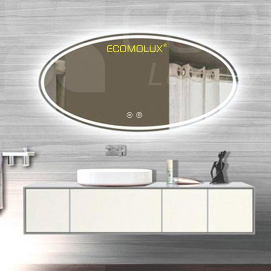 Gương Elip ECOMOLUX BHE-X1