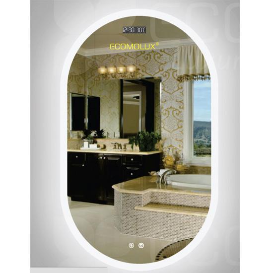 Gương Oval ECOMOLUX BHO-X1