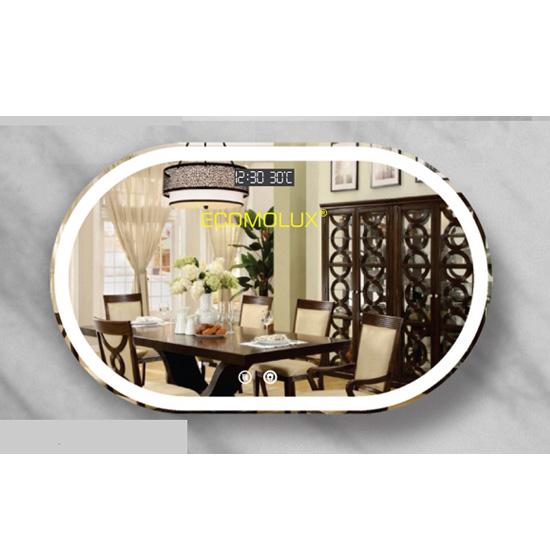 Gương Oval ECOMOLUX BHO-X3