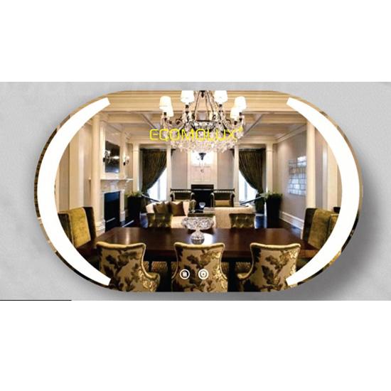 Gương Oval ECOMOLUX BHO-X4