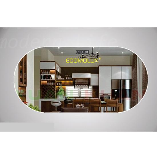 Gương Oval ECOMOLUX HO-X2