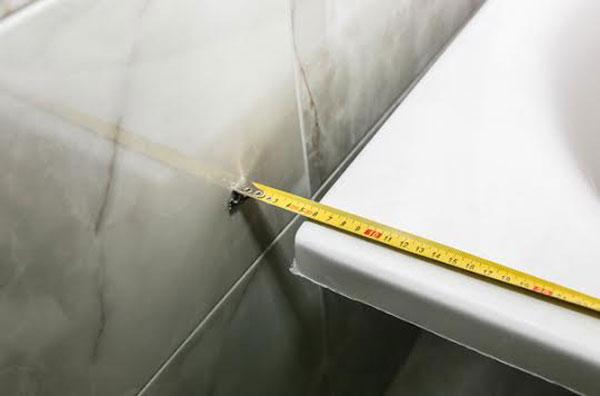 Xác định kích thước bồn tắm nằm cần mua 1