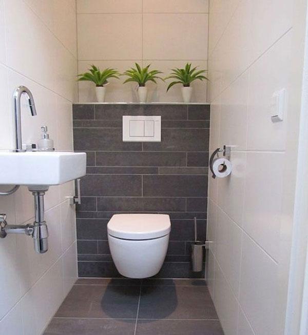 Lavabo đẹp cho không gian phòng tắm nhỏ 3